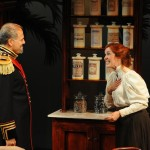 Mark Pinter as Isidore & Eileen as Adela
